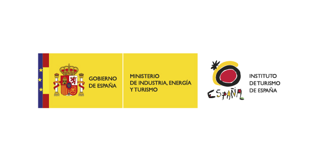 Logo vector instituto de turismo de espa a vector logo for Web ministerio interior