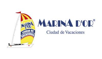 logo vector Marina D'or