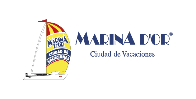 logo vector Marina D'or