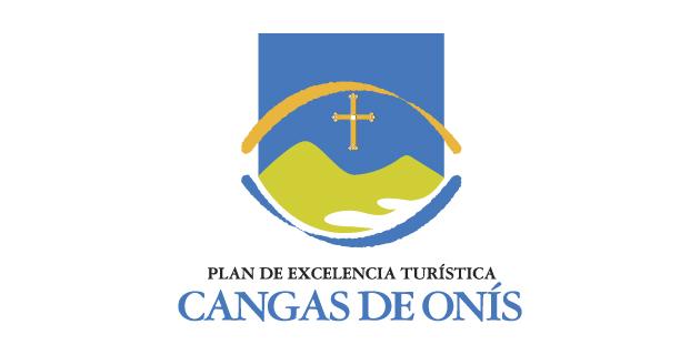 logo vector Plan de Excelencia Turística Cangas de Onís