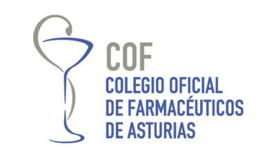 logo vector Colegio Oficial de Farmaceuticos de Asturias