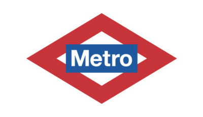 logo vector Metro Madrid