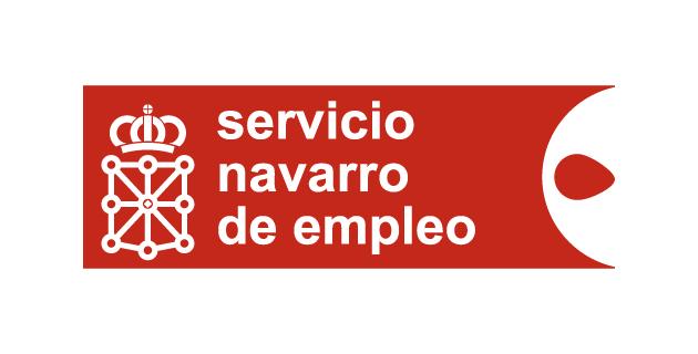 Logo vector servicio navarro de empleo vector logo for Servicio de empleo