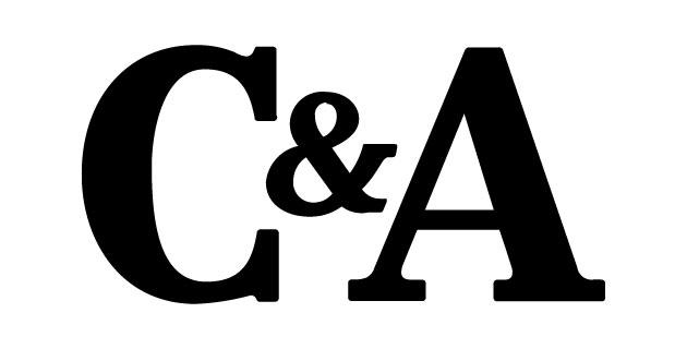 logo vector C&A