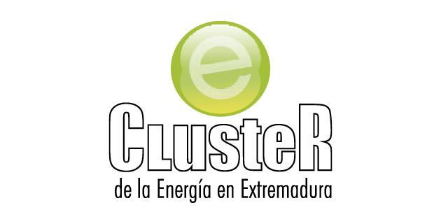 logo vector Cluster de la Energía de Extremadura