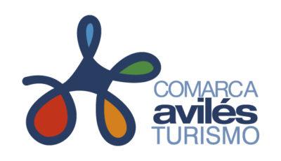 logo vector Comarca Avilés Turismo