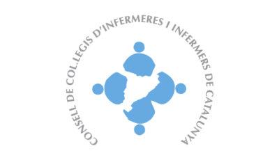logo vector Consell de Col-legis d'infermeres i infermers de Catalunya