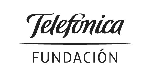 logo vector Fundación Telefónica