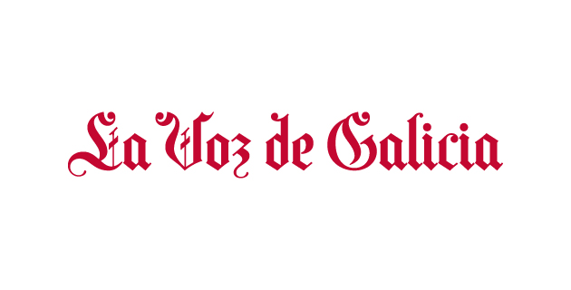 Resultado de imagen para logo la voz de galicia