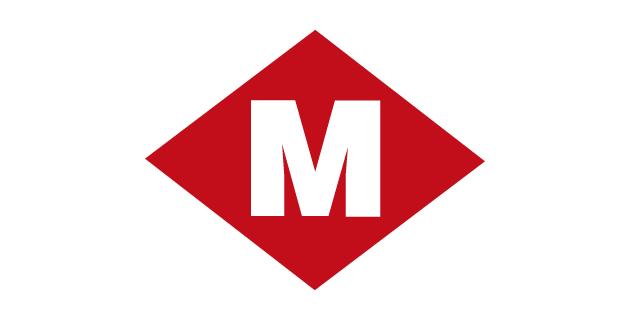 Resultado de imagen de logo metro barcelona