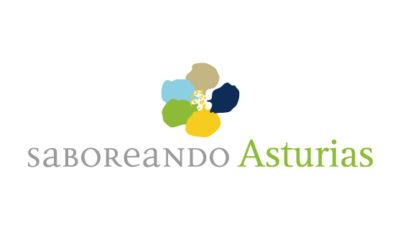 logo vector Saboreando Asturias