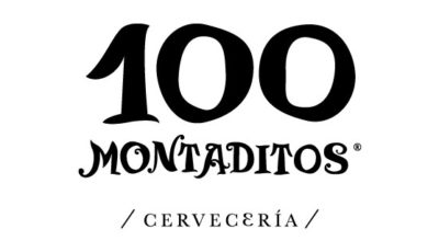 logo vector 100 montaditos