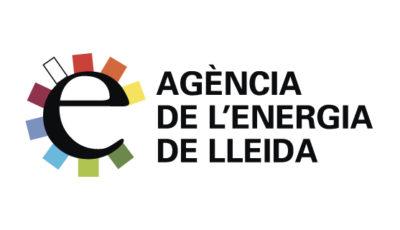 logo vector Agència de l'Energia de Lleida