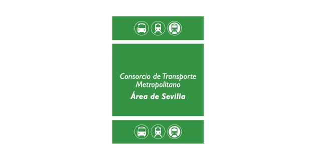 logo vector Consorcio de Transporte Metropolitano del Área de Sevilla