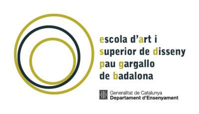 logo vector EASD Pau Gargallo de Badalona