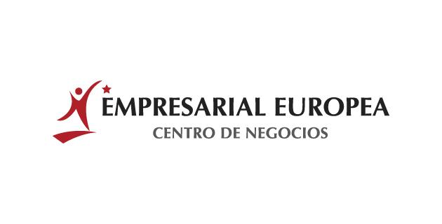 logo vector Empresarial Europea