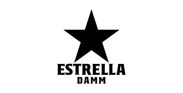 logo vector Estrella Damn