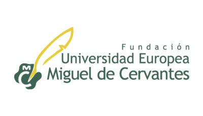 logo vector Fundación Universidad Europea Miguel de Cervantes