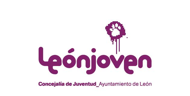 logo vector León Joven