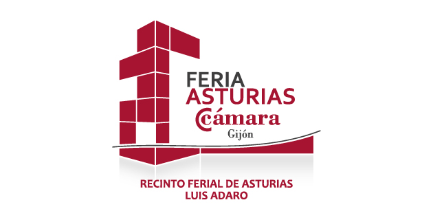 logo vector Feria Asturias