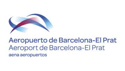 logo vector Aeropuerto de Barcelona-El Prat