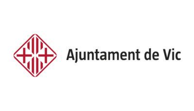 logo vector Ajuntament de Vic