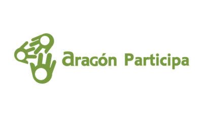 logo vector Aragón participa