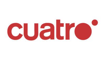 logo vector Cuatro