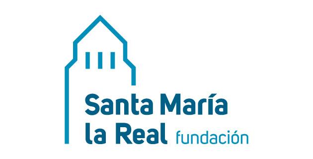 logo vector Fundación Santa María La Real
