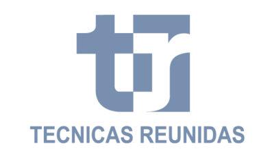 logo vector TÉCNICAS REUNIDAS