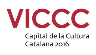logo vector Vic Capital de la Cultura Catalana 2016
