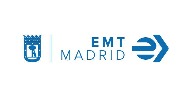 logo vector EMT Madrid