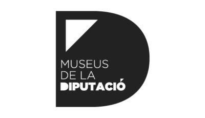 logo vector Museus de la Diputació