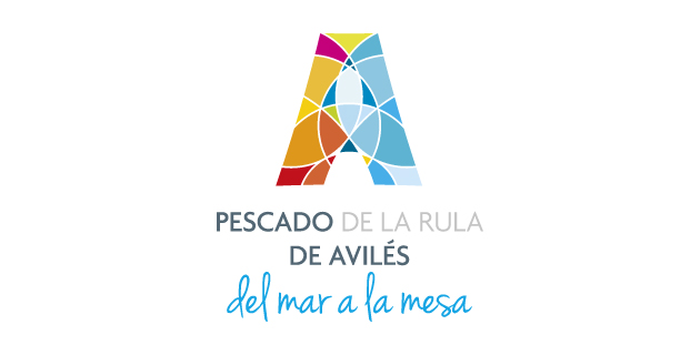 logo vector Pescado de la Rula de Avilés