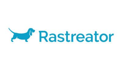 logo vector Rastreator