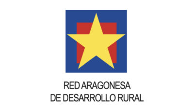 logo vector Red Aragonesa de Desarrollo Rural