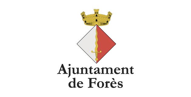 logo vector Ajuntament de Forés