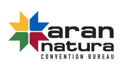 logo vector Aran Natura Convention Bureau