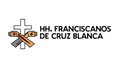 logo vector HH. Franciscanos de Cruz Blanca