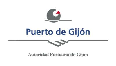 logo vector Puerto de Gijón