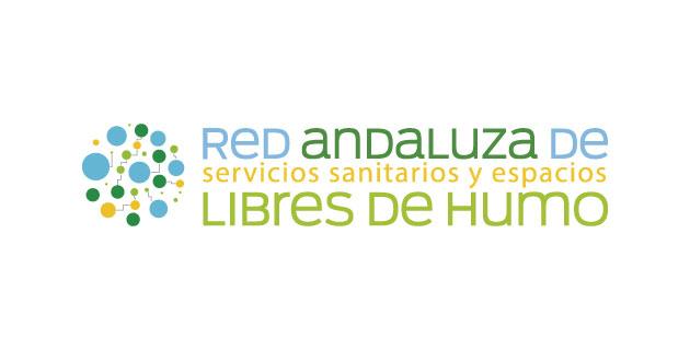logo vector Red Andaluza de Servicios Sanitarios y Espacios libre de humo