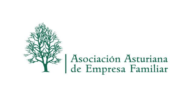 logo vector Asociación Asturiana de Empresa Familiar