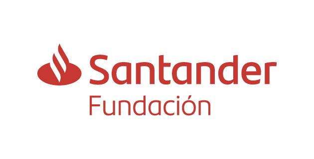 logo vector Fundación Banco Santander