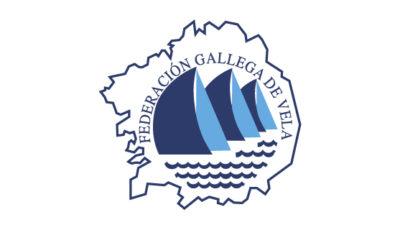 logo vector Federación Gallega de Vela