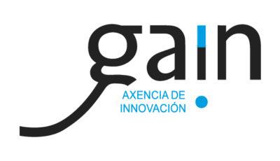 logo vector GAIN