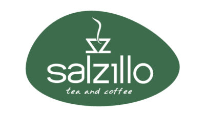 logo vector Salzillo tea and coffee