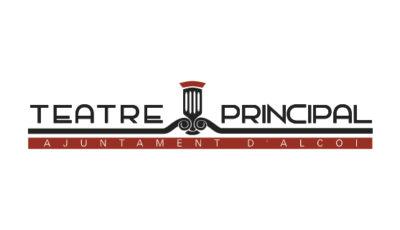logo vector Teatre Principal Alcoi