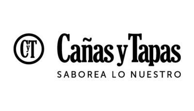 logo vector Cañas y Tapas