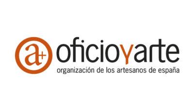 logo vector Oficio y Arte