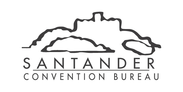logo vector Santander Convention Bureau